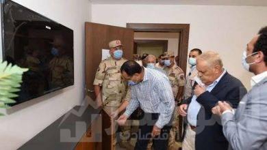 """صورة رئيس الوزراء يشهد صب حوائط الدور45L من """"البرج الأيقوني"""""""