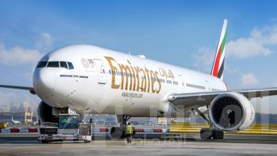 """صورة """"طيران الإمارات"""" تزيد رحلاتها إلى القاهرة"""