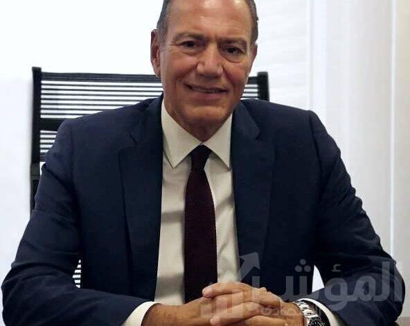 جمال فتح الله رئيس مجلس ادارة بورتو جروب