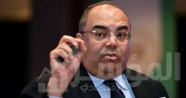 صورة رئيس الوزراء يلتقى الدكتور محمود محيي الدين المدير التنفيذي بصندوق النقد الدولي