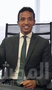 ايمن بن خليفة نائب رئيس مجلس الادارة