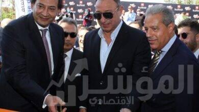 """صورة """"بنك القاهرة"""" يعلن إفتتاح فرعه الـ 240 بمقر النادى الأهلى بالشيخ زايد"""