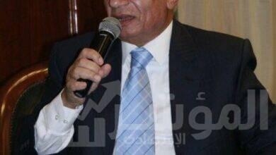 """صورة """"سرور الصباحى"""" يفوز بمقعد النائب الأول لرئيس غرفة الجيزة"""