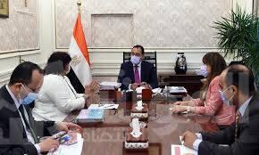 صورة رئيس الوزراء يتابع تنفيذ التكليفات الرئاسية في اجتماع مع وزيرة الثقافة