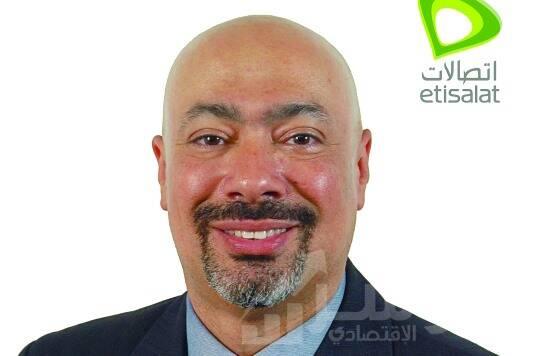 حاتم دويدار الرئيس التنفيذي بالإنابة مجموعة اتصالات
