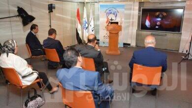 صورة وزيرة التجارة والصناعة تؤكد حرص الحكومة على تطبيق المعايير الدولية لتعزيز تنافسية القطن المصري اقليمياً ودولياً
