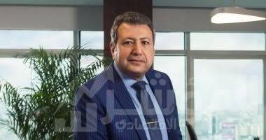 صورة طارق شكرى : قانون التصالح فى مصلحة المواطن بالدرجة الأولى