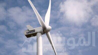 """صورة شركة """"فيستاس"""" تفوز بعقد إنشاء محطة رياح بقدرة 252 ميجاوات في مصر"""