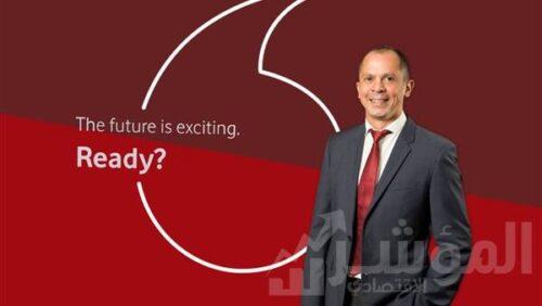 كريم شحاتة، رئيس قطاع الشركات بڤودافون مصر