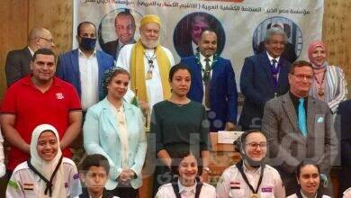 """صورة """"مصر الخير"""" توقع برتوكول تعاون مع """"أجيال مصر""""و""""الكشفية العربية"""" لتوعية المواطنين بعدد من القيم الإنسانية والمجتمعية"""