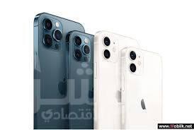 """صورة """"اتصالات"""" توفّر هاتفي iPhone 12 Pro وiPhone 12 المدعمان بشبكة الجيل الخامس"""