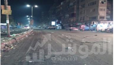 """صورة """"الحكومة"""" تستجيب لاستغاثات أهالي """"شبرا الخيمة"""" وتطور شارع """"أحمد عرابي"""""""
