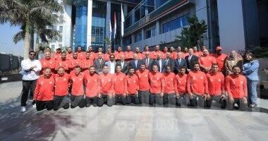 صورة نادي البنك الأهلي المصري في الدوري الممتاز لكرة القدم