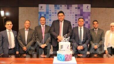 """صورة """"المصرية للاتصالات"""" توقع اتفاقية تعاون مع """"إريكسون"""" لتحديث بوابتها الدولية باستخدام أحدث التقنيات"""