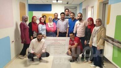 صورة مركز أسوان للقلب الأول في الشرق الأوسط الحاصل على شهادة الاعتماد الدولي CMR من الجمعية الأوروبية لأمراض القلب