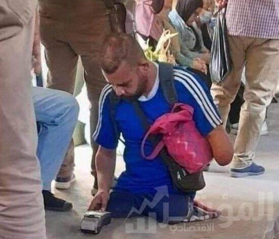 الشاب المكافح عمرو جمعة