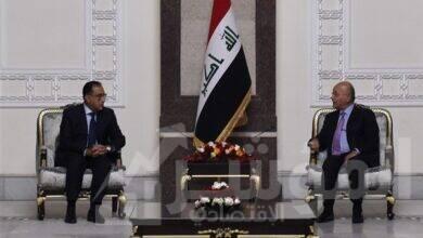 صورة مدبولي : سنتابع عن كثب مراحل تنفيذ الاتفاقيات التي تم إقرارها حتى تعود بالنفع على الشعبين المصرى والعراقى
