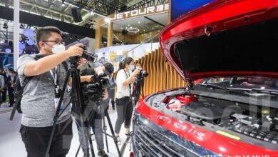صورة تقديم السيارة X70 PLUS …. كان عنوان للعلامة جيتور لرؤية المستقبل