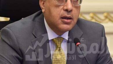 """صورة رئيس الوزراء يتابع الإجراءات المتخذة لمواجهة """"السحابة السوداء"""" بالقاهرة الكبرى والدلتا"""