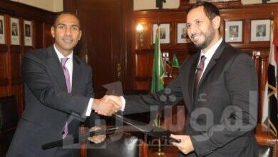 صورة بنك مصر يوقع بروتوكول تعاون مع جامعة سيناء لتوفير خدمات الدفع والتحصيل الإليكتروني للمصروفات
