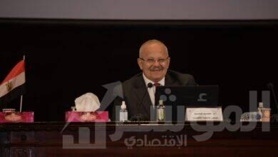 صورة رئيس الجامعة يعلن إطلاق المنصة التعليمية الذكية للجامعة بأنظمة عالمية متكاملة