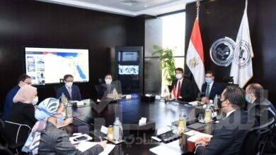 صورة رئيس هيئة الاستثمار يبحث مع السفير الكوري بالقاهرة تيسير إجراءات جذب الاستثمارات الكورية
