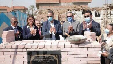 صورة البنك الأهلي المصري يستكمل تمويلوتطوير العملية التعليمية بمحافظات مصر في إطار الشراكة التنموية المستدامة مع مؤسسة مصر الخير