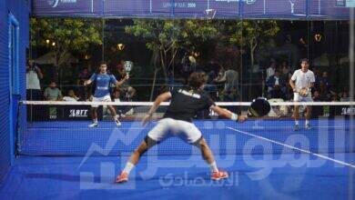 صورة اختتام فعاليات بطولة البادل FIPSTAR المفتوحة رجال في مجمع زد الرياضي