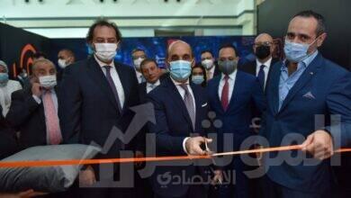 """صورة """"بنك القاهرة"""" يفتح أبوابه لإستقبال العملاء بأول فروعه الرقمية بمول مصر بالسادس من أكتوبر"""
