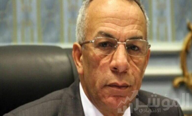 اللواء أركان حرب/ السيد عبد الفتاح حرحور، رئيس مجلس إدارة شركة مصر للأسمنت - قنا