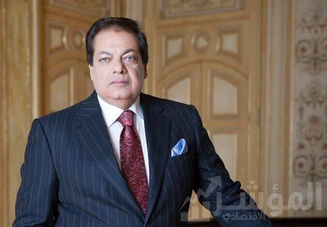 محمد أبو العينين رئيس مجلس إدارة مجموعة كليوباترا