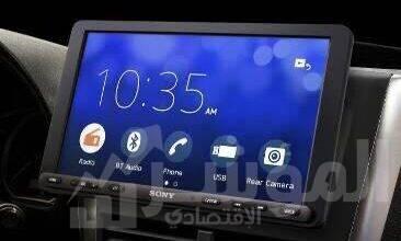 صورة سوني تضيف XAV-AX8000 وXAV-1500 أحدث أجهزة الاستقبال داخل السيارة للسوق المصري
