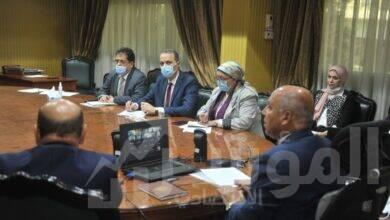 صورة وزير النقل يستعرض الفرص الاستثمارية في مجالات النقل المختلفة أمام 40 بنك وشركة اوروبية ومصرية