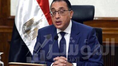 """صورة رئيس الوزراء يُلقي كلمة مُسجلة خلال مؤتمر """" مستقبل الإعلام في مصر والعالم"""""""