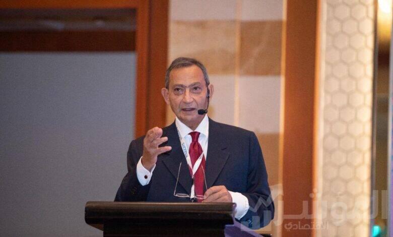 الدكتور أحمد شوقى، رئيس مجلس إدارة الشركة فى مصر