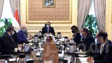 صورة رئيس الوزراء يوجه بسرعة إنهاء وتسليم ٦ مدارس جديدة من مدارس النيل فاقت نسبة تنفيذ معظمها ٩٥٪