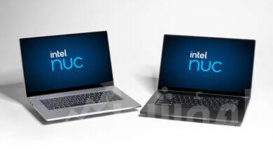 صورة إنتل تكشف عن مجموعة الحواسب الجديدة Intel® NUC M15