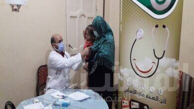 صورة لافارﭺ مصر تطلق50قافلة طبية خلال 2020  لخدمةنحو 23224مريض في سيناء والدلتا والجيزة