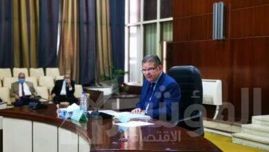 صورة وزير قطاع الأعمال العام: افتتاح مصانع غزل ونسيج مطورة في 2022