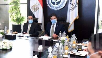 صورة وزير الطيران المدني يلتقي رئيس هيئة الاستثمار لبحث سبل التعاون ودعم الاستثمارات