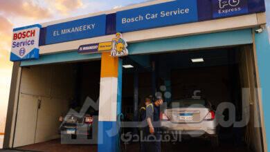 صورة الميكانيكي و بوش شراكة مميزة لخدمة اصلاح و صيانة السيارات