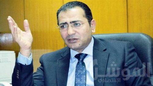 أيمن حسام الدين مساعد وزير التموين و رئيس جهاز حماية المستهلك