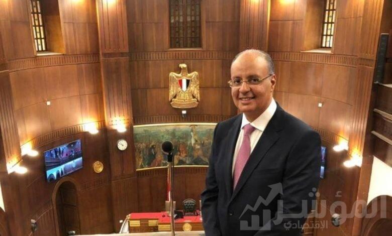 النائب أحمد ابو الدهب