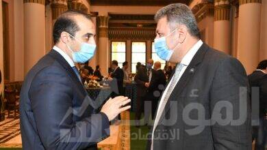 صورة طارق شكري : رسالتي لكل المصريين هي أنهم يستحقون خدمات أفضل