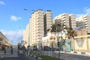 بعد تطوير منطقة غيط العنب بالاسكندرية