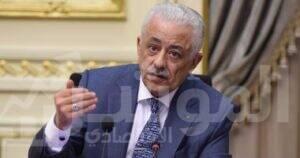 طارق شوقى وزير التربية والتعليم والتعليم الفنى