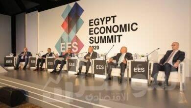 صورة قمة مصر الاقتصادية: أزمة كورونا سرعت عملية التحول الرقمي ورفعت الطلب على البيانات