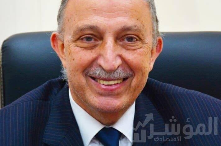 دكتور هشام الحموي مستشار وزير المالية للجان الطعن ولجان إنهاء المنازعات