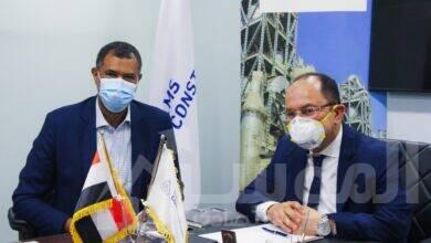 صورة لافارﭺ مصر و إل إم إس للإنشاءات يتحالفان للنهوض بمفهوم التشييد والبناء في مصر