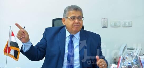 الأستاذ الدكتور أشرف الشيحي رئيس الجامعة المصرية الصينية ووزير التعليم العالي السابق